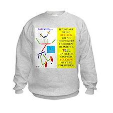 Bullying Forbidden/TELLI- Sweatshirt