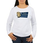 Protect the Constitution Women's Long Sleeve T-Shi