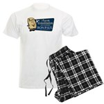 Protect the Constitution Men's Light Pajamas