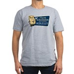 Protect the Constitution Men's Fitted T-Shirt (dar