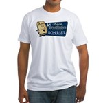 Protect the Constitution Fitted T-Shirt