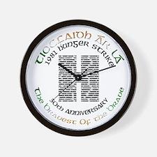 Hunger Strike TAL Wall Clock