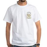 Golden doodles Mens Classic White T-Shirts