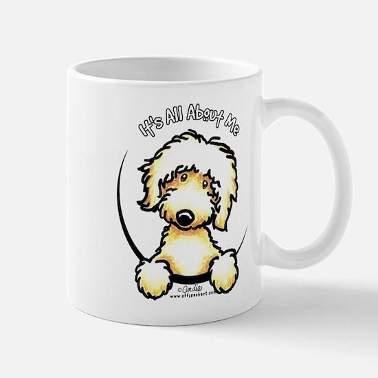 Yellow Labradoodle IAAM Mug