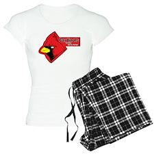 Cardinals Pajamas