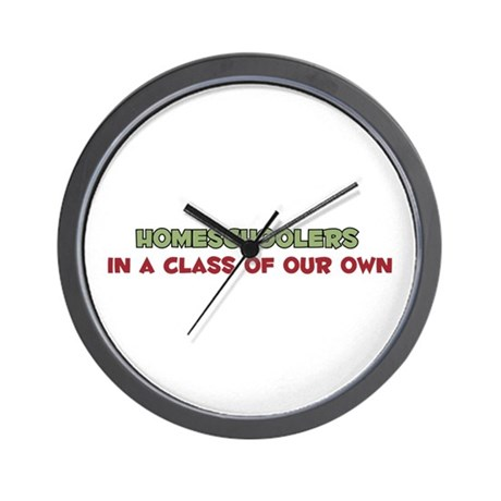 Class of our own Wall Clock