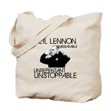 Lennon Unstoppable Tote Bag