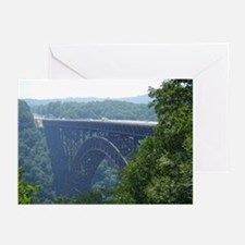 New River Gorge Bridge Greeting Cards (Pk of 20)