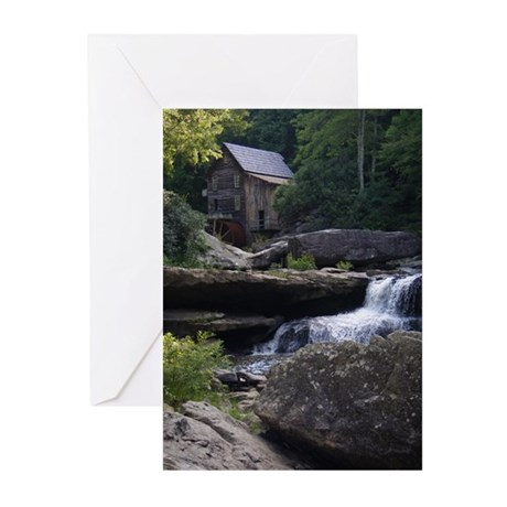 Babcock State Park Greeting Cards (Pk of 10)