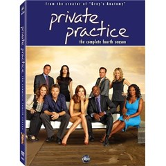 Private Practice: Season 4 on DVD