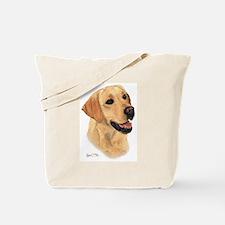 L:abrador Retriever (Yellow) Tote Bag