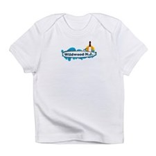 Wildwood NJ - Surf Design Infant T-Shirt