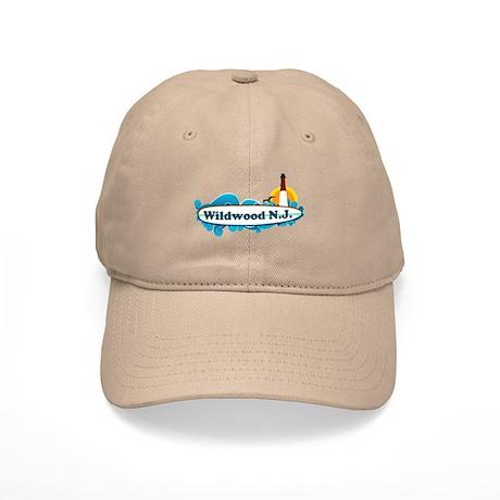 Wildwood NJ - Surf Design Cap
