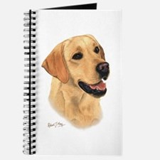 L:abrador Retriever (Yellow) Journal