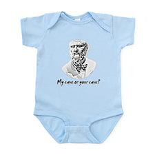MAN CAVE Infant Bodysuit