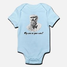 MAN CAVE Infant Bodysuit