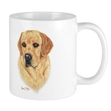 L:abrador Retriever (Yellow) Mug