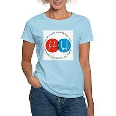 Microbes > You! T-Shirt