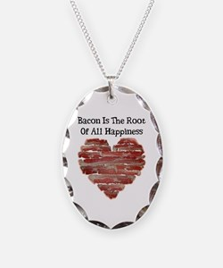 Bacon Happiness Necklace