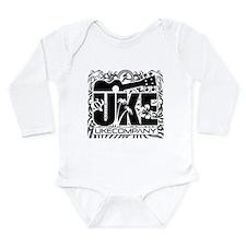 Uke Company HI Long Sleeve Infant Bodysuit