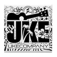 Uke Company HI Tile Coaster