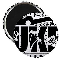 Uke Company HI Magnet