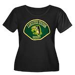 Lancaster Sheriff Station Women's Plus Size Scoop