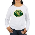 Lancaster Sheriff Station Women's Long Sleeve T-Sh