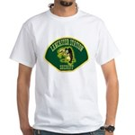 Lancaster Sheriff Station White T-Shirt