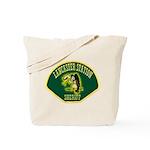 Lancaster Sheriff Station Tote Bag