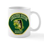 Lancaster Sheriff Station Mug
