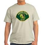 Lancaster Sheriff Station Light T-Shirt
