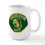 Lancaster Sheriff Station Large Mug