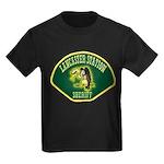 Lancaster Sheriff Station Kids Dark T-Shirt