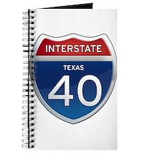 Interstate 40 - Texas Journal