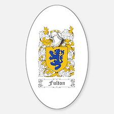 Fulton Sticker (Oval)