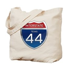 Interstate 44 - Texas Tote Bag