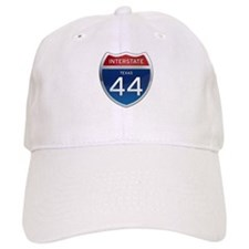 Interstate 44 - Texas Baseball Cap