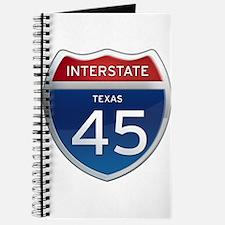 Interstate 45 - Texas Journal