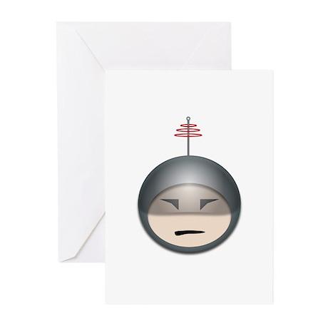 Space Chibi Greeting Cards (Pk of 20)