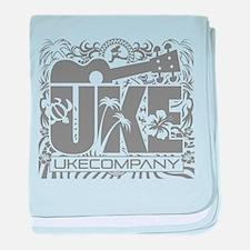 Uke Company HI baby blanket