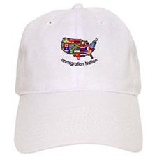 USA: Immigration Nation Baseball Cap