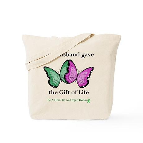 Husband Donor II Tote Bag