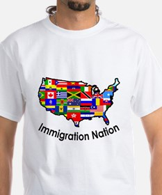USA: Immigration Nation Shirt