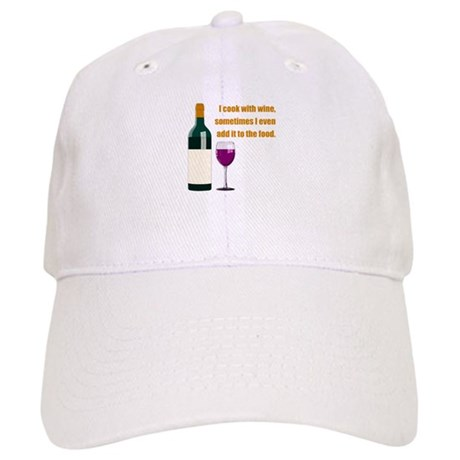 Wine Cook Cap