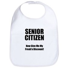 Senior Citizen Bib