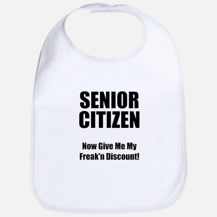 Senior Citizen Bib