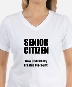 Senior Citizen Shirt
