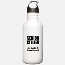 Senior Citizen Water Bottle