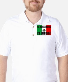 Human beings arent illegal T-Shirt